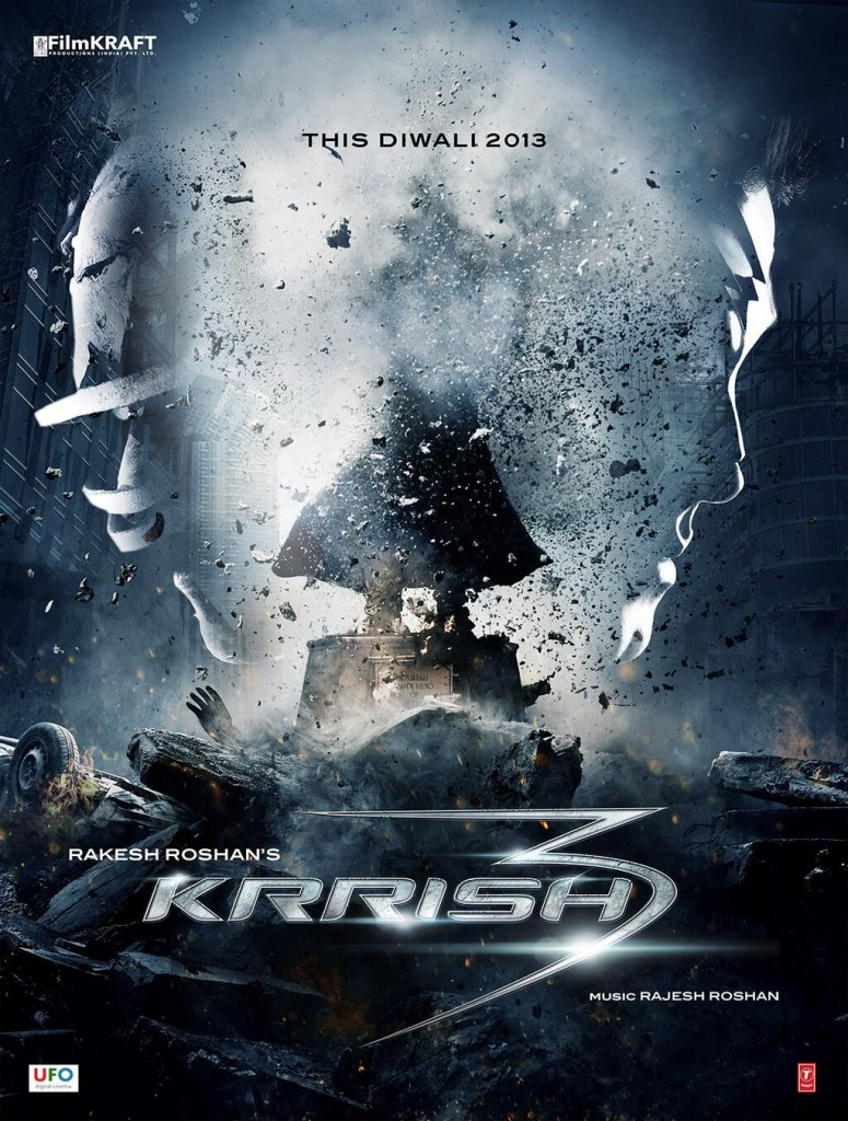 Official Poster Krrish 3