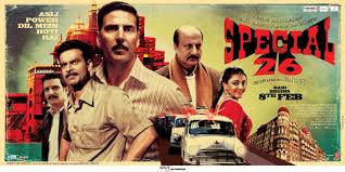 Top 10 Robbery movies of Bollywood - Special 26