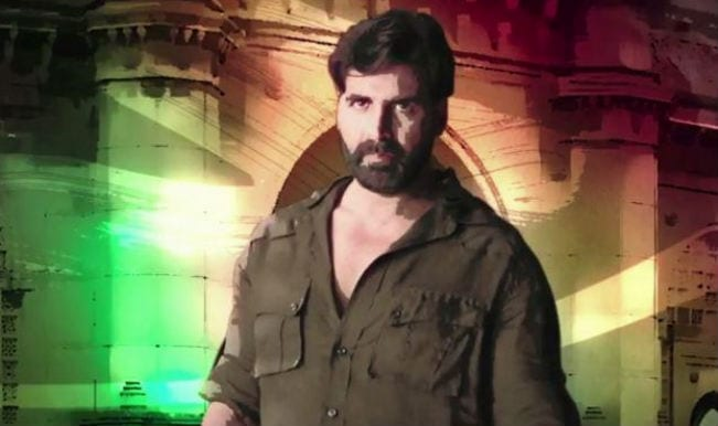 Akshat Kumar in Warna Gabbar Aa Jayega Video Song