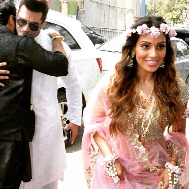 And the Celebrations have begun | Pictures of Bipasha Basu and Karan Singh Grover inside- Bips and Karan 2