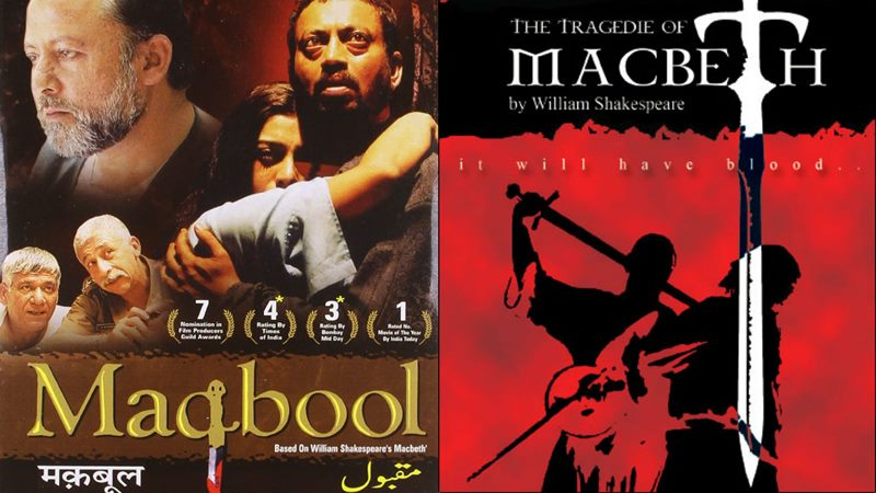 Top 10 Bollywood Movies based on Best Seller Novels- Maqbool