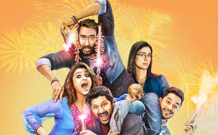 Highest Opening Week Collection Bollywood 2017 - Golmaal Again at the 3rd position
